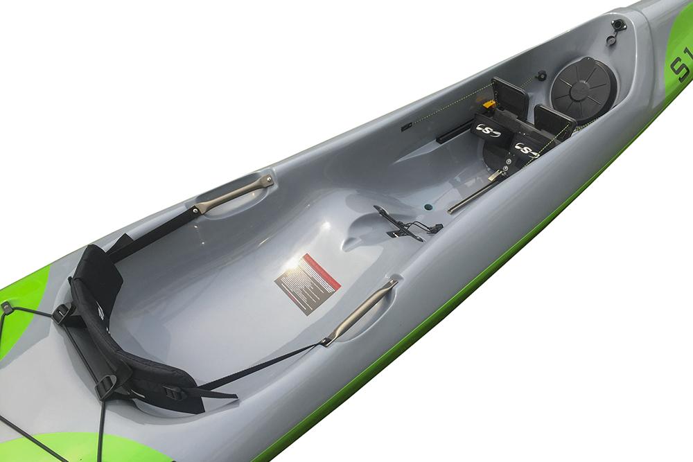 Stellar 16' Surf Ski (S16S) - Stellar Kayaks USA