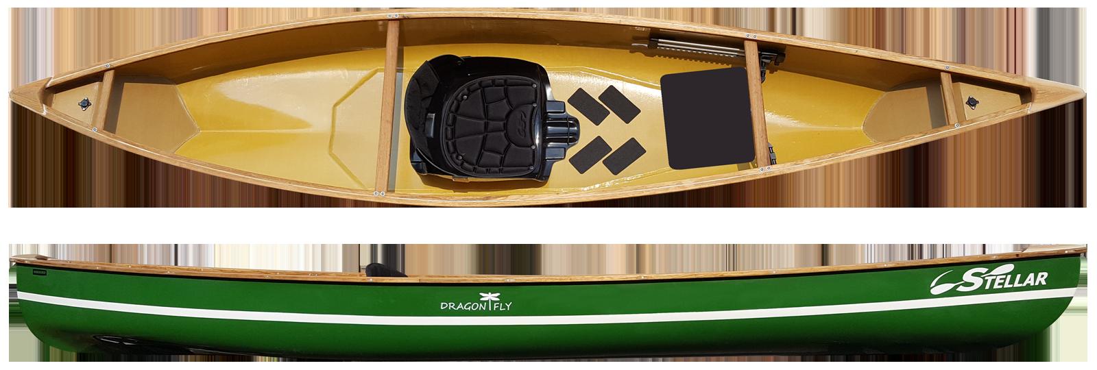 Dragonfly - Stellar Kayaks USA - Innovative Performance Surf Skis