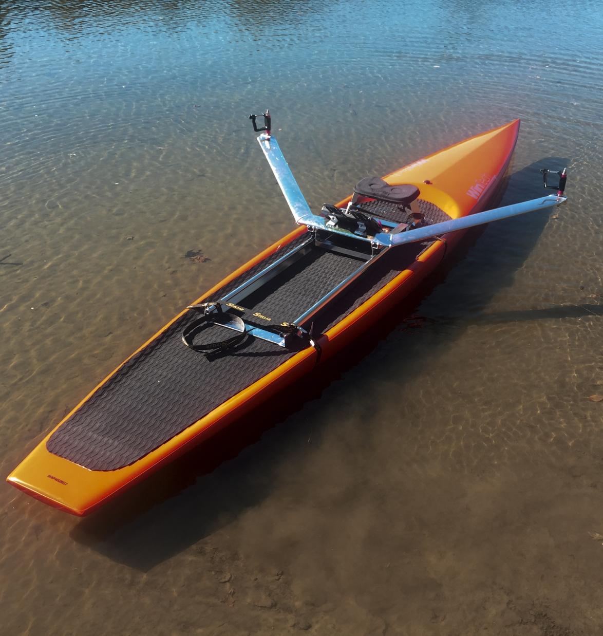Stellar 14' Glide SUP - Stellar Kayaks USA - Innovative Performance